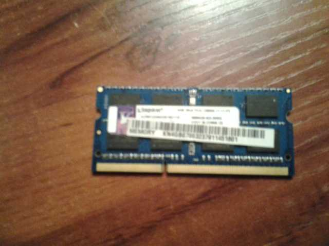 Продам Kingston 4GB DDR3