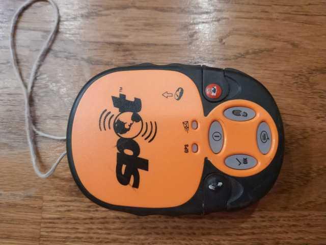Продам Трекер- GPS spot-2 б/у