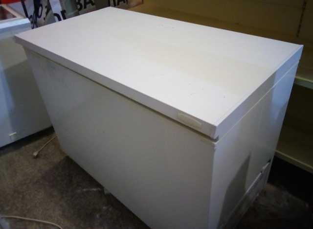 Продам Морозильный ларь Бирюса б/у 120см