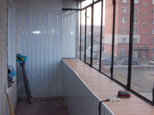 Предложение: Отделка Балконов и бань и Гаражей