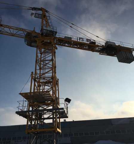 Продам Башенный кран строительный QTZ63