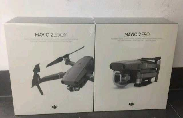 Продам Квадрокоптер DJI Mavic 2 Pro