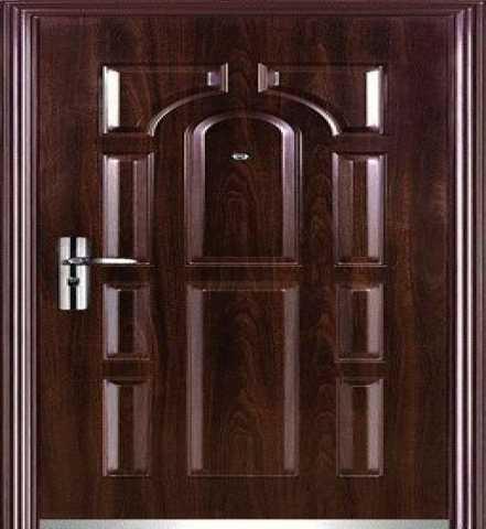 Продам: Металлические двери.