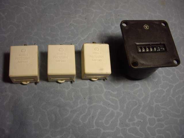Продам: Счетчик импульсов СИ105-1 и другие