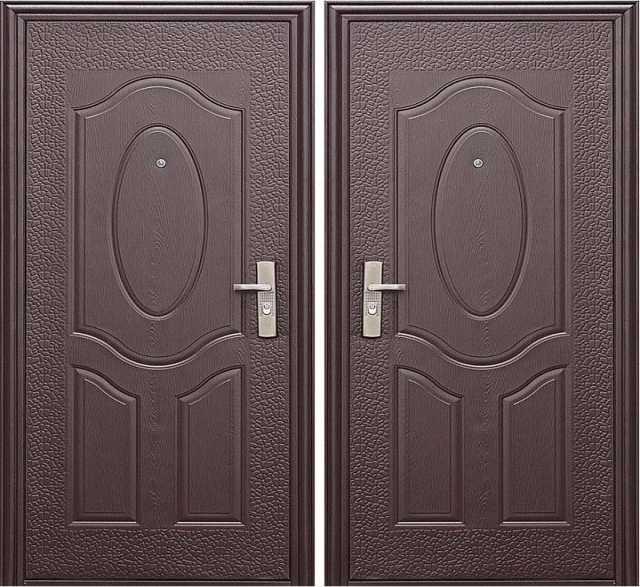 Продам Крепкая входная дверь