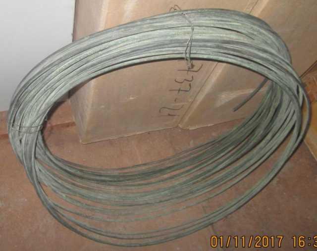Продам Проволока нихромовая 6.0мм, 11 кг