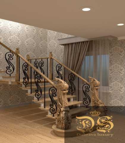 Продам: Лестницы в  дом, деревянные лестницы