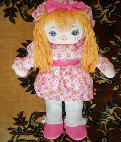 Продам Мягкая кукла