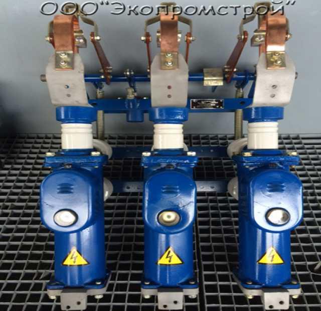 Продам:  выключатели ВМГ-10 630А ВМГ-10-1000