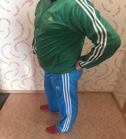 Продам Спортивный костюм эластик (А ля 90-е)))