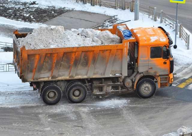Предложение: Уборка / вывоз снега