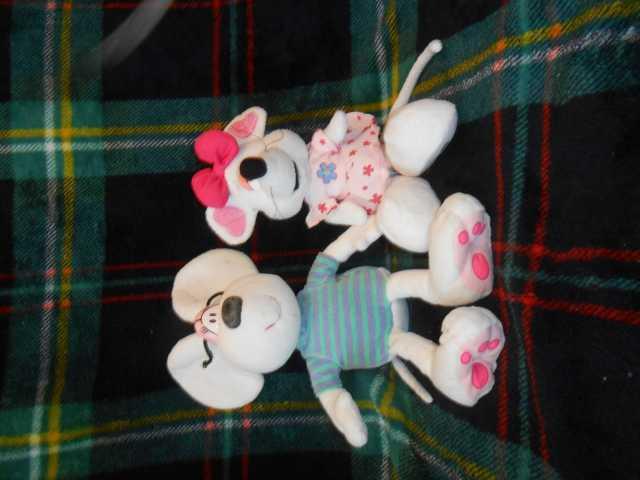 Продам Мягкие игрушки Мышки