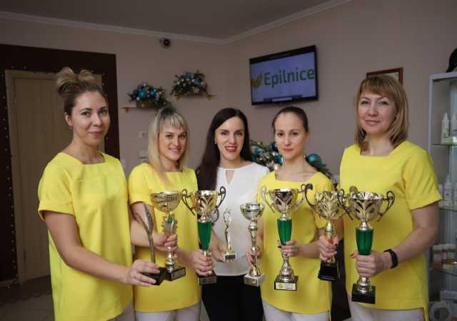 Предложение: Шугаринг и воск от победителей чемпионат