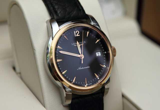 Продам часы Longines L2.763.5.52.4