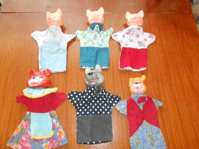 Продам Кукольный театр