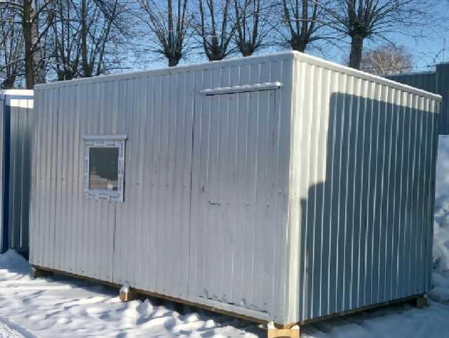 Предложение: Хозблок-сарай от 3535 руб/м2