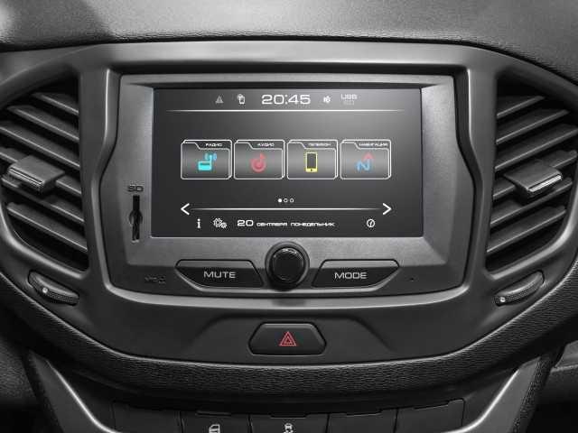 Предложение: Обновить навигацию автомобиля LADA