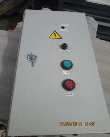 Продам Ящик управления электродвигателем
