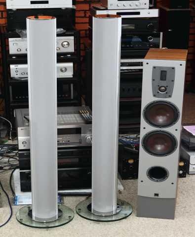 Продам акустика Ceratec Effeqt MK II