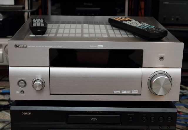 Продам ресивер Yamaha RX-V1700