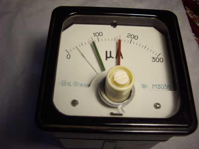 Продам: Микроамперметр М303К