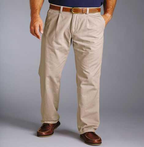 Продам Фирменные летние брюки,для крупных мужчи