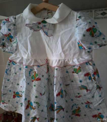 Продам Платье детское НОВОЕ
