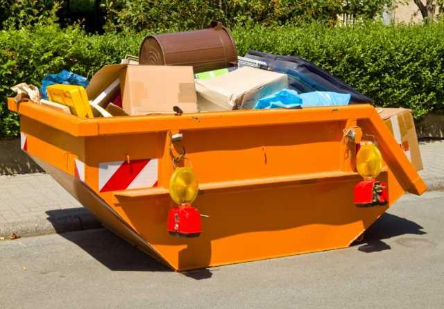 Предложение: Вывоз мусора контейнером бункером Газель