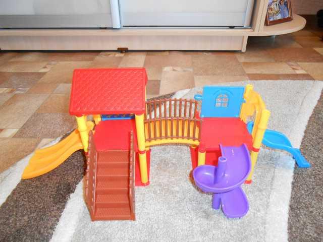 Продам Напольная детская игровая площадка