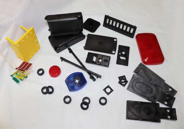 Предложение: Изготовление изделий из пластмасс