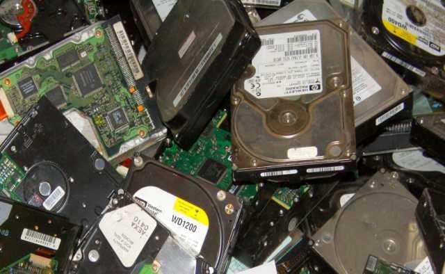 Куплю жёсткие диски, б/у, в рабочем состоянии