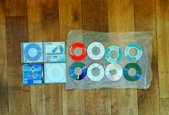 Продам: 12 минидисков для бытовых видеокамер