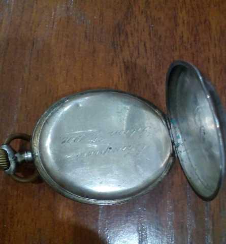Продам: Часы  корманные серебряные