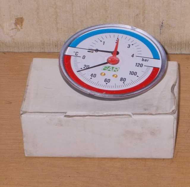 Продам Термоманометр