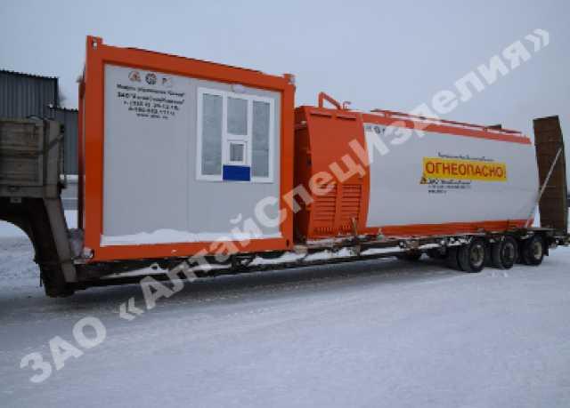 Продам: Блок управления АЗС: операторная Север