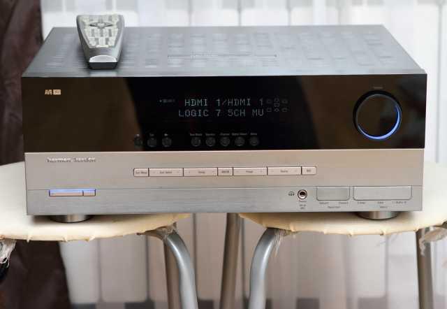 Продам ресивер Harman/Kardon AVR 347