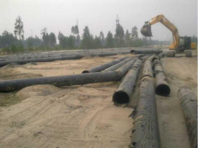 Предложение: Демонтаж трубопроводов