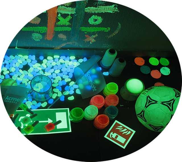 Продам Флуоресцентная краска универсальная