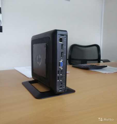 Продам: Тонкий Клиент HP Flexible slim GX-212JC