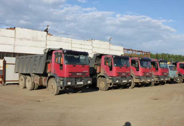 Предложение: Аренда Самосвала ИВЕКО, перевозка грузов