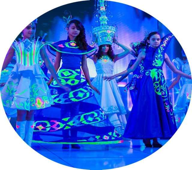 Продам Флуоресцентная краска для текстиля