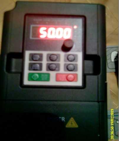 Продам Частотный преобразователь 5 квт