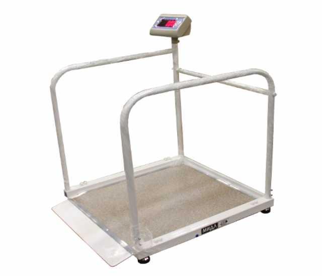 Продам Весы для инвалидов колясочников (медицин