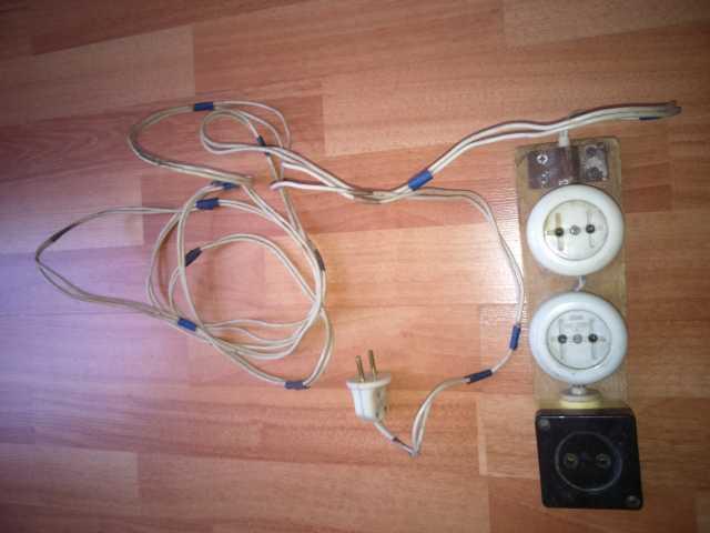 Продам: Удлинители электрические (переноски)