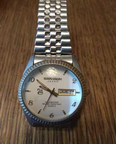 Продам Часы Swanson (Япония) Diamond.