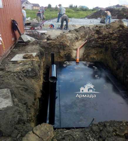 Продам Септик для высокого уровня грунтовых вод