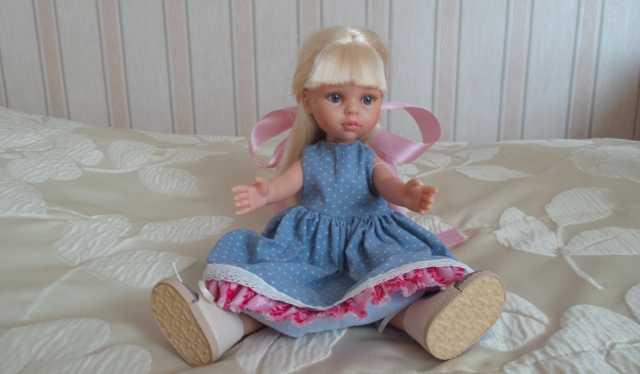 Продам Кукла Paola Reina Карла с челкой, 32 см