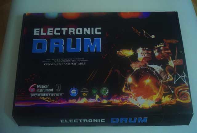 Продам Электронная барабанная установка