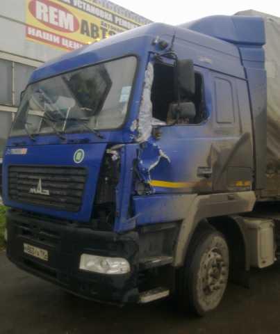 Предложение: Покраска кабин грузовиков