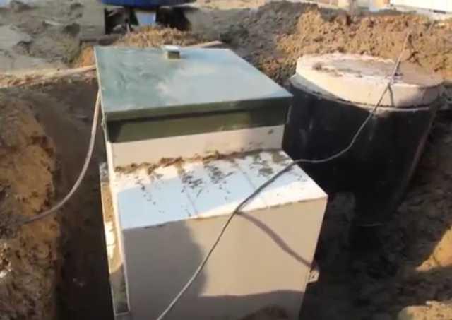 Предложение: Автономн.канализац.Траншеи,220в-Электрик